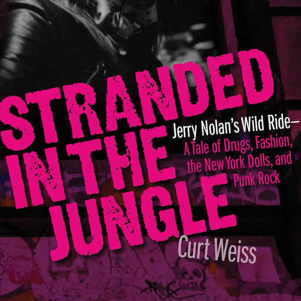 Stranded in the jungle cover square