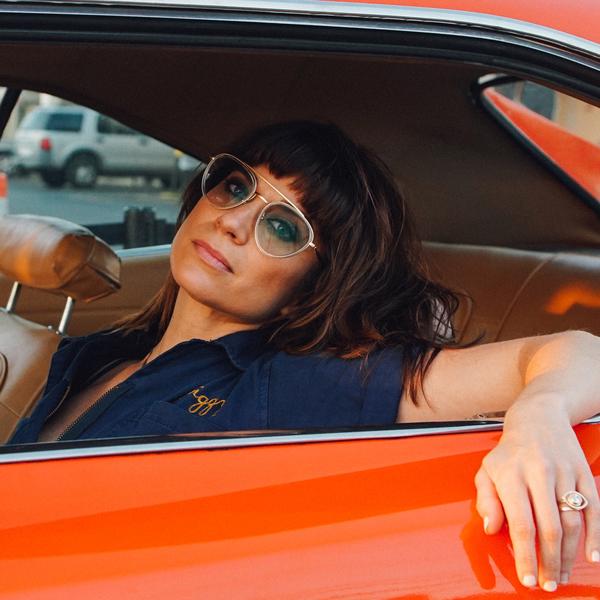 Nicoleatkins car photo by anna webber