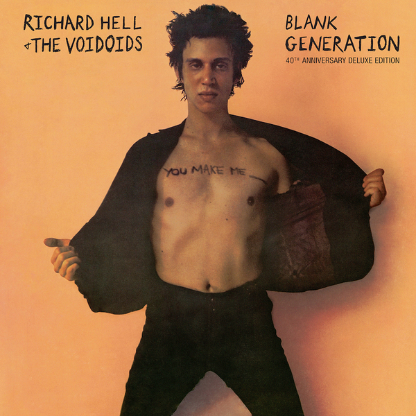 Richard hell and the voidoids square