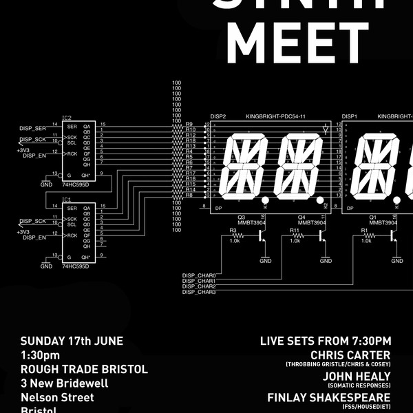 South West Synth Meet – Rough Trade