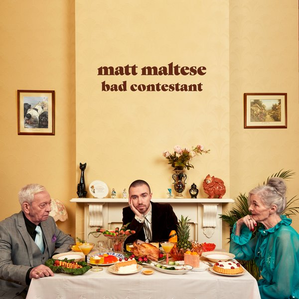 Matt maltese bad contestant album packshot %281%29