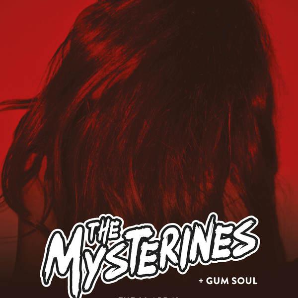 Mysterines 2019 bristol