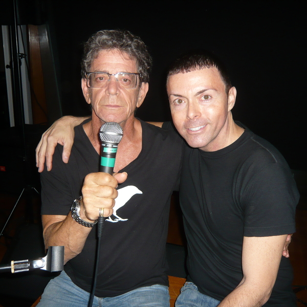 Lou reed   richard barone