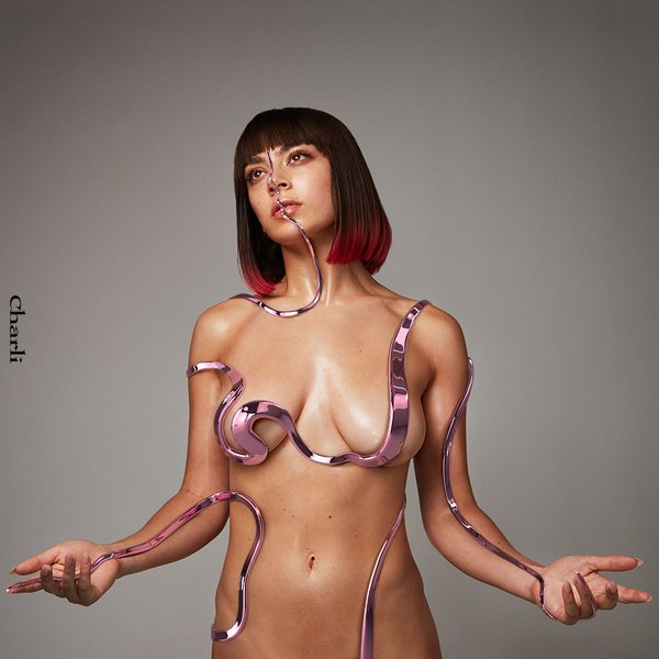 Charli album artwork