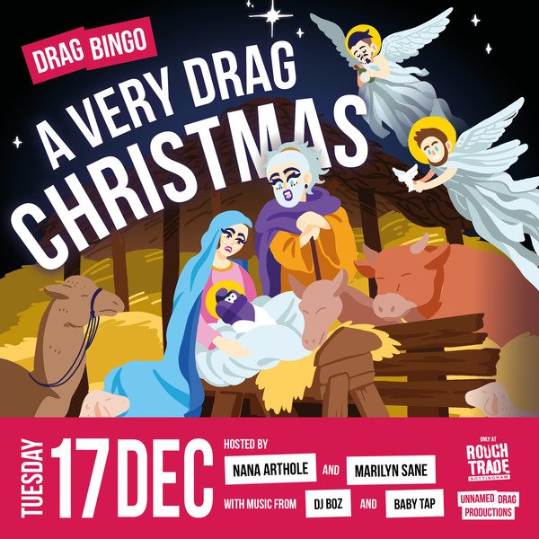 Drag bingo   dec 19   social