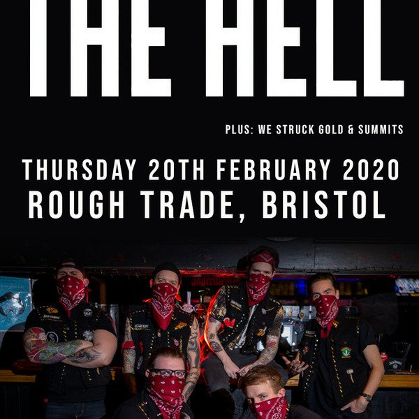 The hell poster