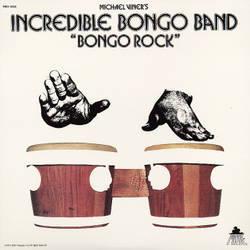 Incredible Bongo Band Bongo Rock LP