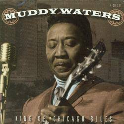 Muddy Waters - King Of Chicago Blues - CDx4