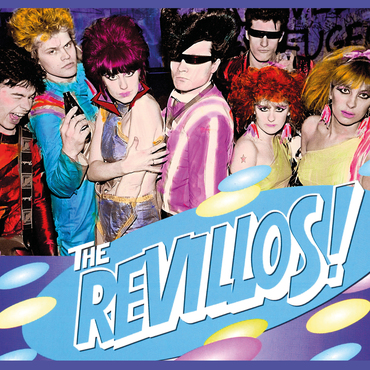 The revillos    from the freezer damgood97cd