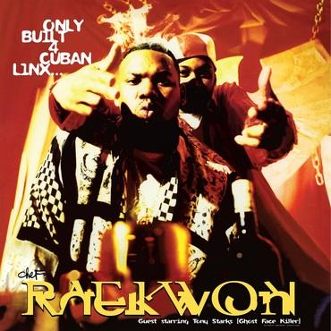 Raekwon only built 4 cuban linx lp