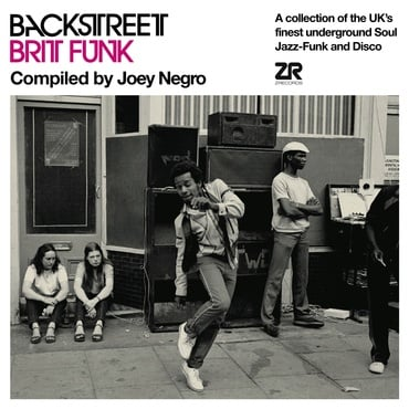 Backstreet brit funk vol.1 compiled by joey negro   zeddlp18