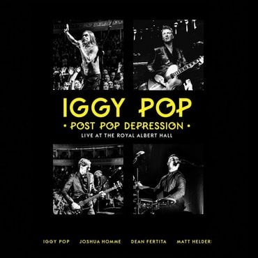 Iggy pop live album