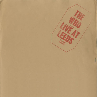 The who live at leeds   complete   red 258391