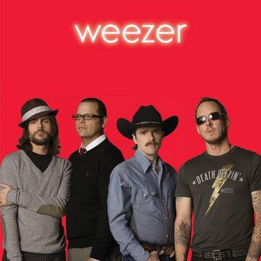 Weezer the red album