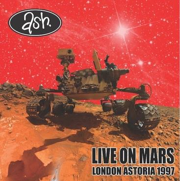 Ash live on mars