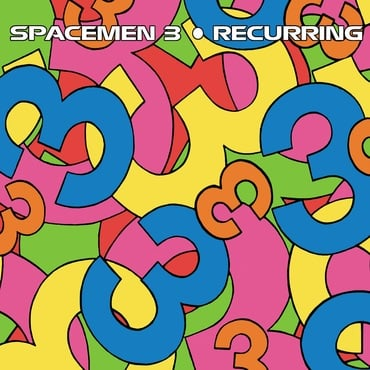 Spacemen 3 recurring orbit055cd hi res front cover artwork