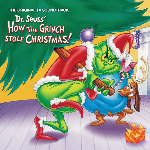Grinch That Stole Christmas.Dr Seuss How The Grinch Stole Christmas