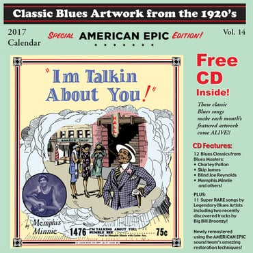 Tefteller 2017 blues calendar front cover 600 ppi