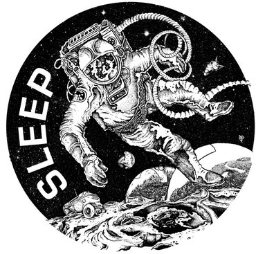 Sleep the clarity etching