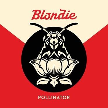 Blondie pollinator artwork