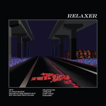Alt j relaxer album artwork