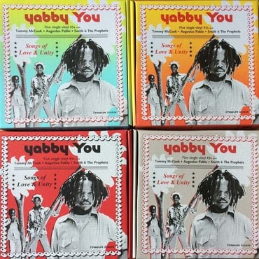 Yabby You - Songs Of Love and Unity - 7