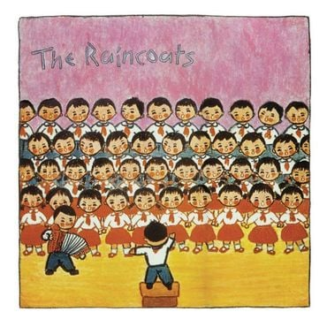 The raincoats the raincoats big