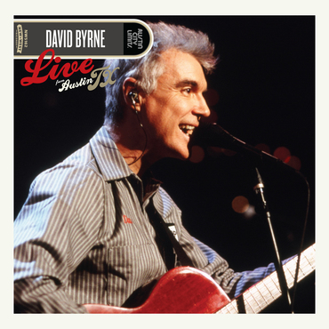 David byrne live from austin tx