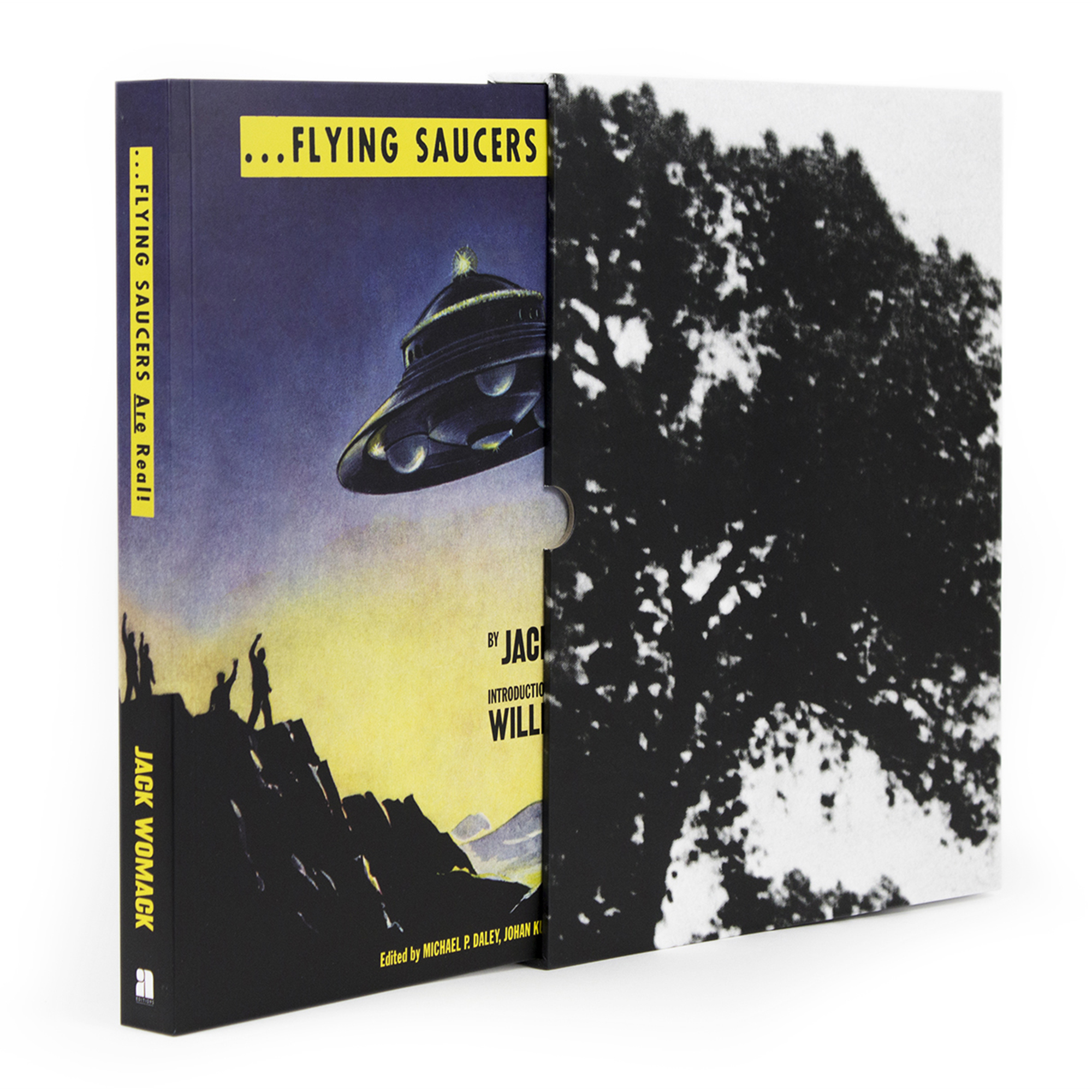 Flying Saucers Are Real! - The UFO Library of Jack Womack - Deluxe
