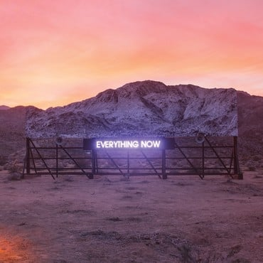 Arcade fire everything now day