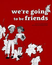 Were going to be friends book