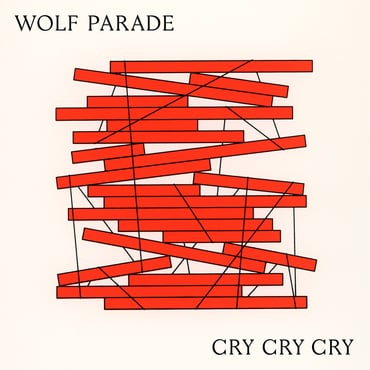 Wolfparade crycrycry 2400