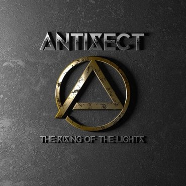Antisect the rising of the lights lp