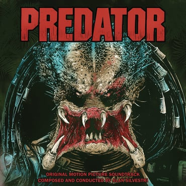 Preadtor soundtrack