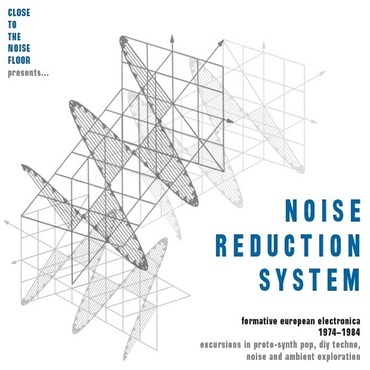 Various artists   noise reduction system formative european electronica ...
