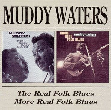 The real folk blues   more real folk blues
