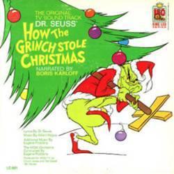 Dr Seuss How The Grinch Stole Christmas.Soundtrack Dr Seuss How The Grinch Stole Christmas Lp