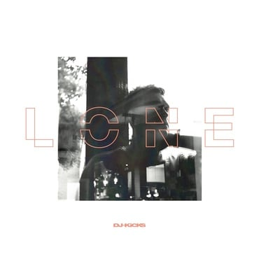 Lone   lone dj kicks   k7353cd