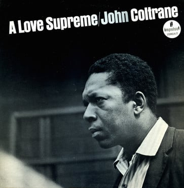Johncoltranealovesupreme