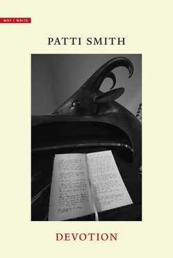 Patti smith devotion book