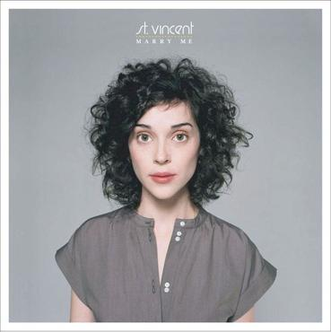 St vincent marry me