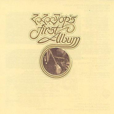 Zz top   zz top's first album