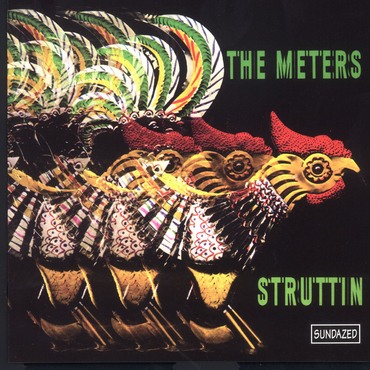The meters struttin