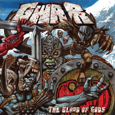Gwar the blod
