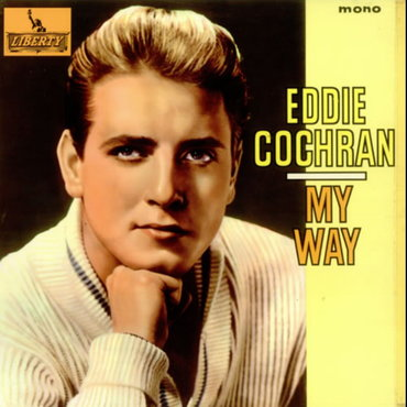 Eddie cochran my way