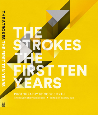 The strokes book