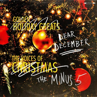 The minus five black friday lp