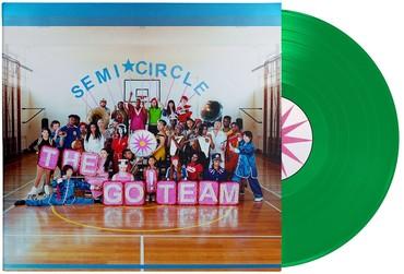 Tgt rt green vinyl