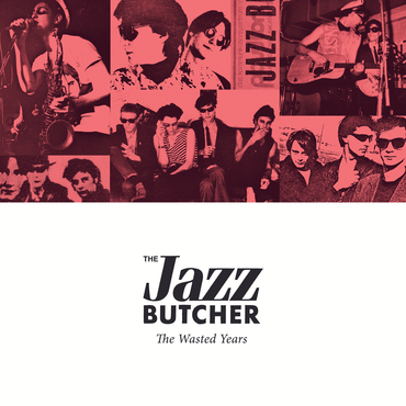 The jazz butcher the wasted years cover final
