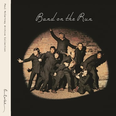 Paul mccartney band on the run